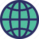 ball, earth, global, globe, world icon