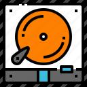 computer, disk, harddisk, hardware, storage icon