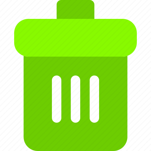 Bin, can, delete, recycle, trash icon - Download on Iconfinder