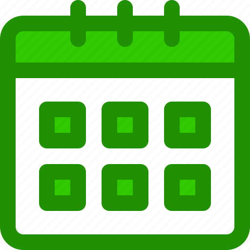 calendar, date, month, schedule, time icon
