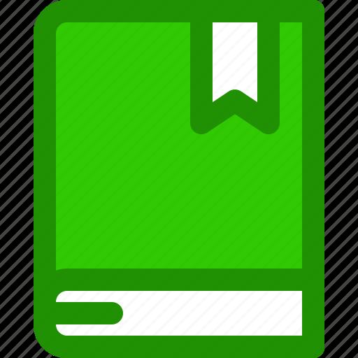 book, bookmark, news, read, ribbon icon