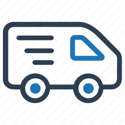 courier, express service, fast delivery, prompt delivery, quick reach icon