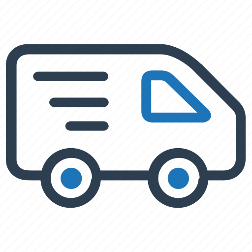 courier, delivery, shipping icon