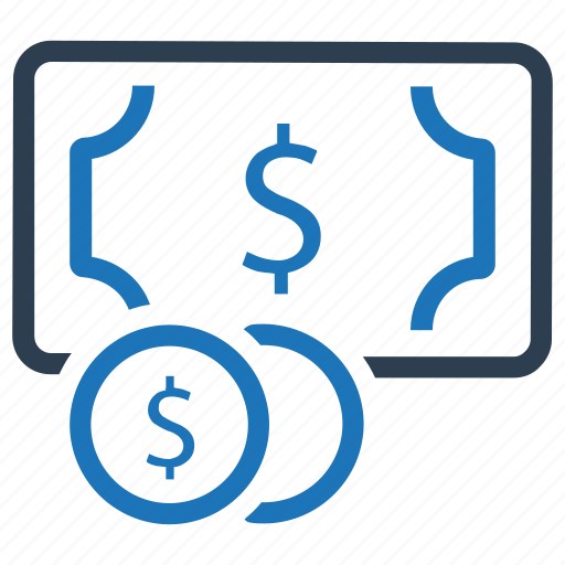 banking, cash, currency icon