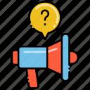 business, management, marketing, permission icon