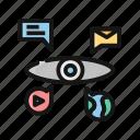 business, customer, help, list, player, service, support