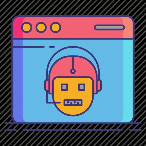 Bot, marketing, seo icon - Download on Iconfinder