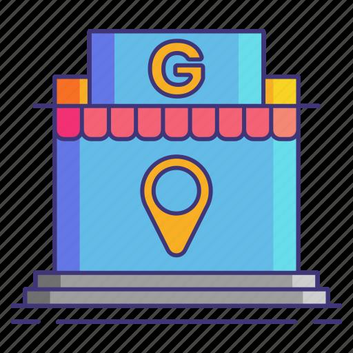 business, google, my icon