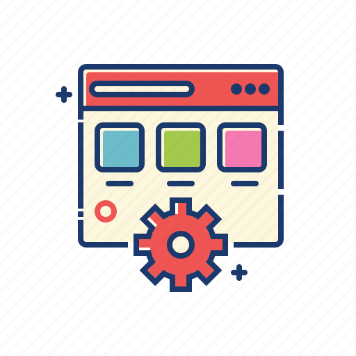 Browser, control, optimization, seo, settings, tool icon - Download on Iconfinder