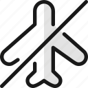 airplane, mode
