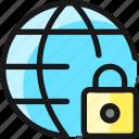 network, lock