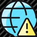 network, warning