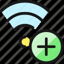 wifi, add