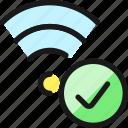 wifi, check