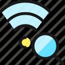 wifi, search