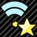 wifi, star