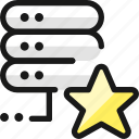 star, server