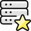 server, star