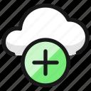 cloud, add