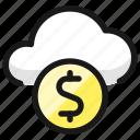 cloud, cash