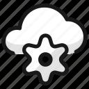 cloud, settings