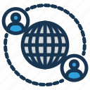 communication, global, connect, connection, globe