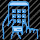 smartphone, app, application, internet, things