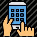 internet, things, app, smartphone, application