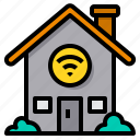 smart, home, internet, things, wireless, house, control