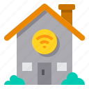 house, home, smart, control, internet, wireless, things