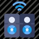 communication, iot, internet, wifi, speaker