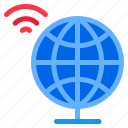 web, communication, globe, internet, online