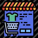 website, shopping, store, cart, online