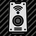 speaker, audio, music, sound, wireless, smart, voice control