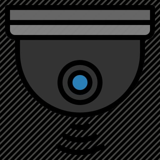 internet, iot, things, webcam, wifi icon
