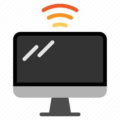 Computer, internet, iot, things, wifi icon - Download on Iconfinder