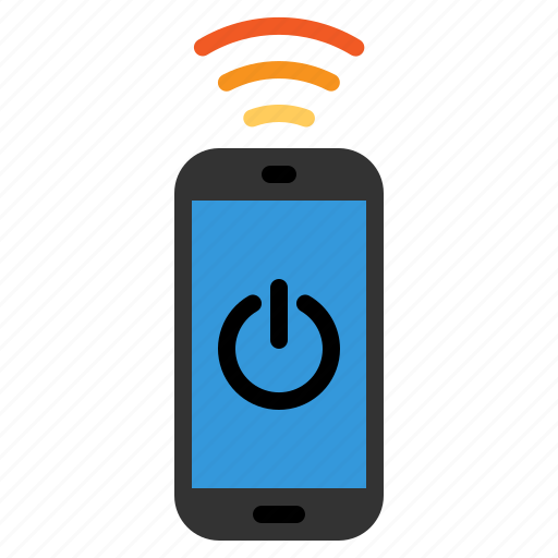 Internet, iot, smartphone, things, wifi icon - Download on Iconfinder