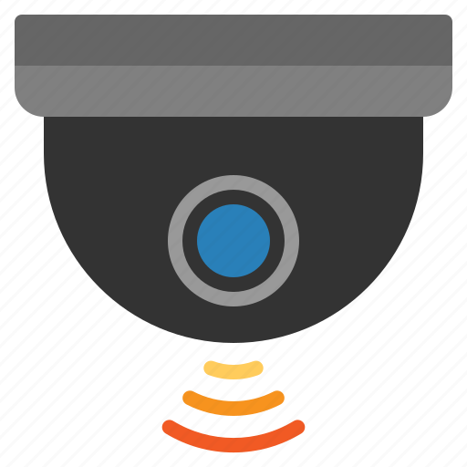 internet, iot, things, webcam, wifi icon