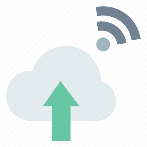 chat, cloud storage, communication, data transfer, images icon