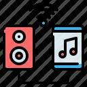 bluetooth, electric, internet of things, sound box, speaker, wifi, wireless