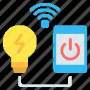 bulb, electric, internet of things, lamp, light, lightbulb, smart