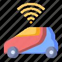 automobile, car, smart, transportation