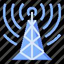 antenna, satellite, signal, tower