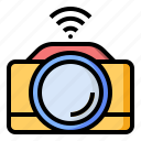 camera, digital, photography, smart icon