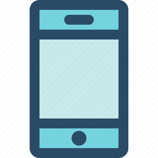 cell, communication, mobile, mobilephone, smart, smartphone icon