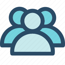 community, group, people, persons, social, team icon