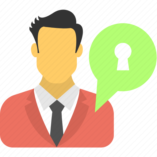 client protection, communication safety, online user, personal privacy, user security icon