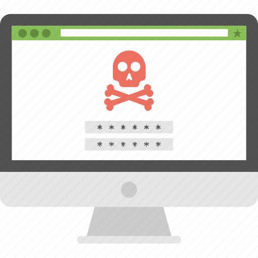 cyber attack screen, petya virus encryption, ransomware computer virus, risk virus notification, unknown virus icon