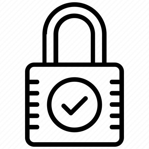 encryption, privacy, private, protected, security icon