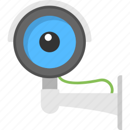 cctv camera, dome camera, ip camera, security device, security system icon